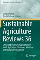 Sustainable Agriculture Reviews 36 - Grégorio Crini; Eric Lichtfouse