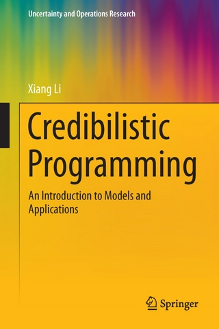 Credibilistic Programming - Xiang Li