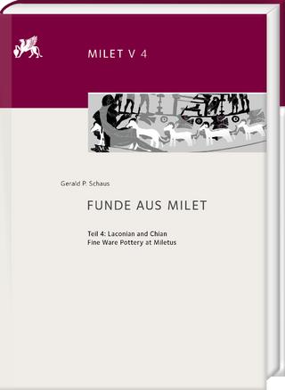 FUNDE AUS MILET - Gerald P. Schaus