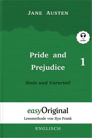 Pride and Prejudice / Stolz und Vorurteil - Teil 1 (mit Audio) - Jane Austen
