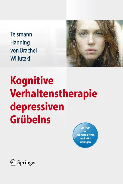 eBook: Kognitive Verhaltenstherapie depressiven Grübelns von Tobias ...