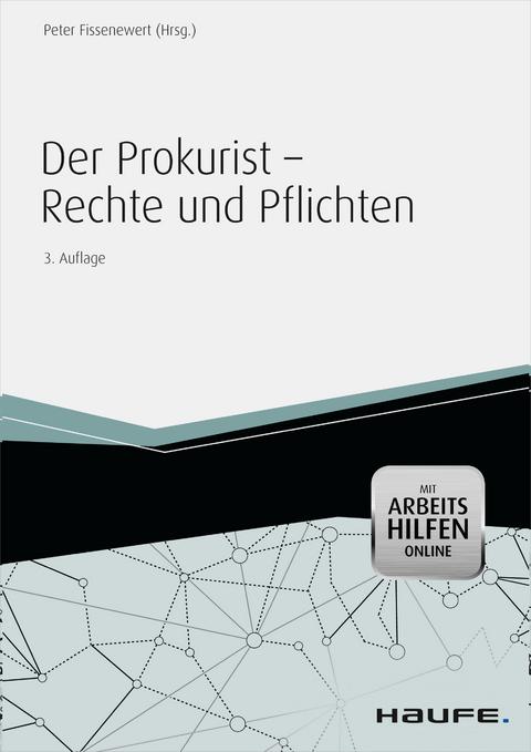 Ebook Der Prokurist Rechte Und Pflichten Mit Von Peter