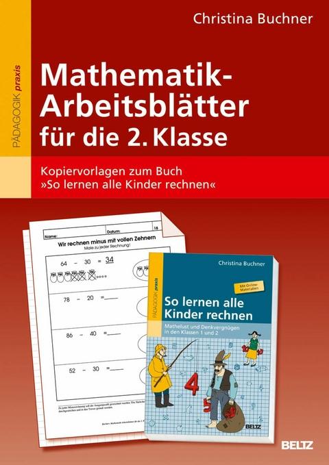 eBook: Mathematik-Arbeitsblätter für die 2. Klasse von Christina ...