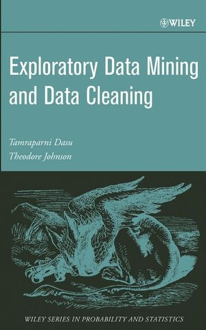 Exploratory data mining and data cleaning pdf