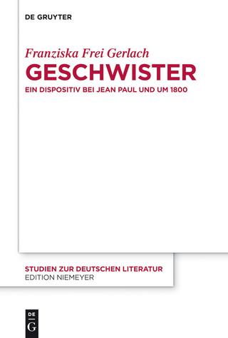 Geschwister - Franziska Frei Gerlach