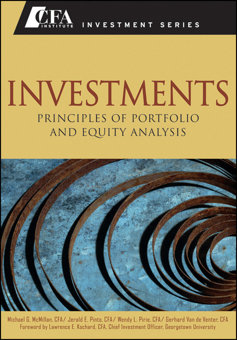 Investment Analysis Ebook