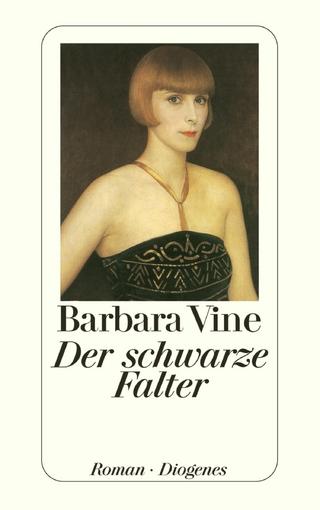 Der schwarze Falter - Barbara Vine