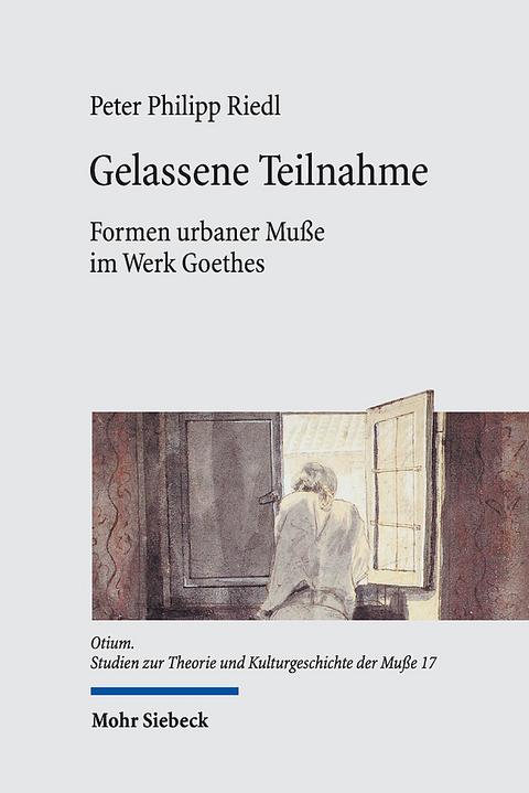 Riedl, Peter Philipp: Gelassene Teilnahme