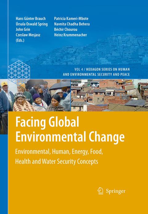 eBook: Facing Global Environmental Change von Hans G. Brauch | ISBN ...