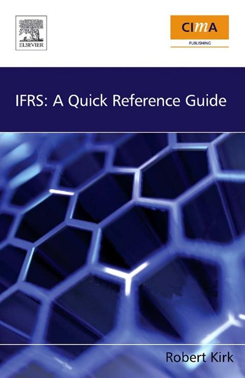 "Книга ""ifrs: a quick reference guide"" kirk robert читать."