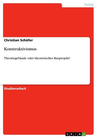 Konstruktivismus - Christian Schäfer