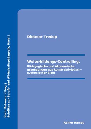 Weiterbildungs-Controlling - Dietmar Tredop