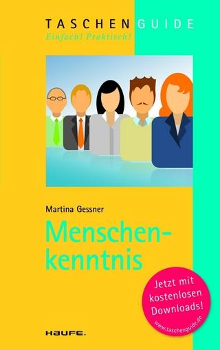 Menschenkenntnis (Haufe Taschenguide) - Martina Gessner