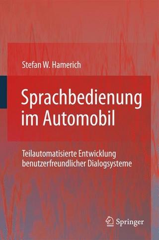 Sprachbedienung im Automobil - Stefan Hamerich