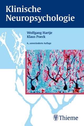 Klinische Neuropsychologie - Wolfgang Hartje; Wolfgang Hartje; Klaus Poeck; Klaus Poeck